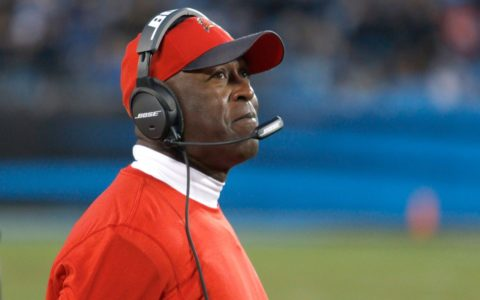Lovie Smith Firing Hints of Different Standard for Black NFL Coaches