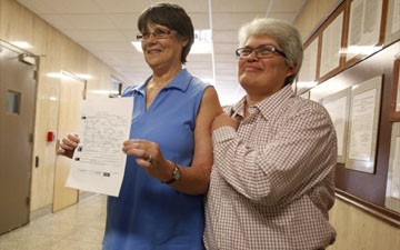 In defiant ruling, Alabama Supreme Court stops same-sex marriage in state