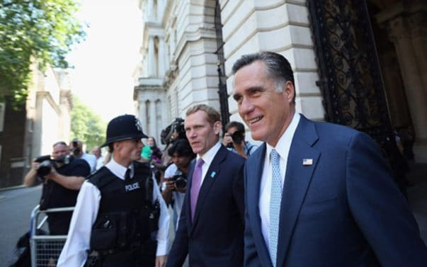 THE GREAT WHITE HOPE:Mitt Romney and the Return to an Anglo-Saxon World