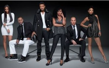 """""""The Game"""" cast"""