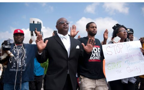 Furious About Ferguson? Here's How You Can Help