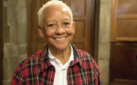 Nikki Giovanni Honored with Maya Angelou Lifetime Achievement Award