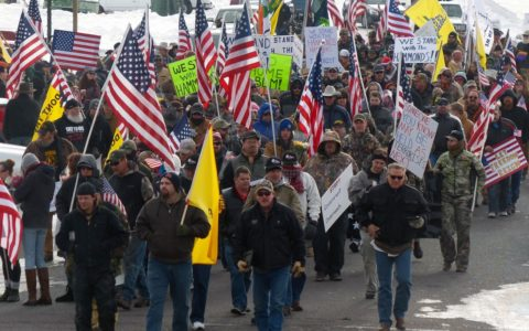 Oregon Standoff Reveals Painfully Obvious Racial Double Standard