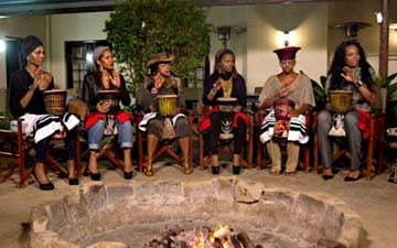 KEEPING IT REALITY: 'The Real Housewives of Atlanta' Last Hurrah in South Africa
