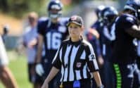 MEAC Ref to Be First Woman to Officiate an NFL Game
