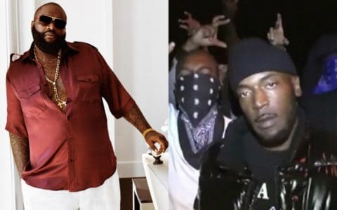 When Keepin' It Fake Gets Real:Rick Ross Cancels Tour, Gang Threats Allegedly to Blame