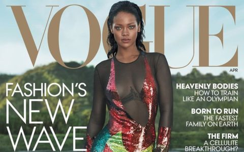 Four More Reasons to Love Rihanna Care of Vogue