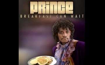 Dave Chappelle As Prince on This New Album Cover
