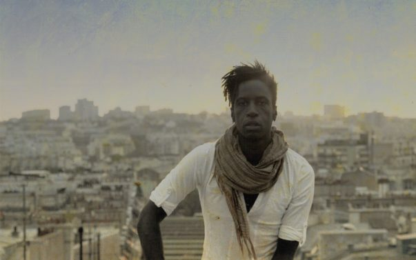 PARIS IS ROCKING:Saul Williams Does France