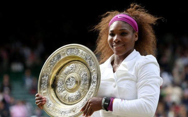 ALL HAIL THE QUEEN:Serena Williams is Back on Top