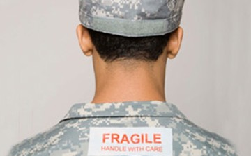 Post Traumatic Stress Disorder: A Soldier's War Within
