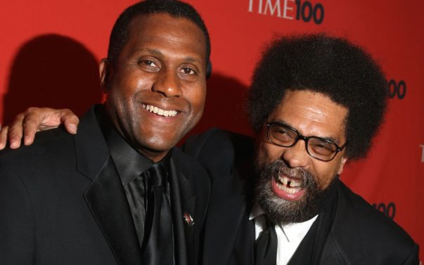 Tavis Smiley and Cornel West Still Fighting for the Poor