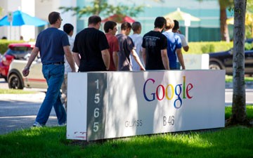Google is Overwhelmingly White and Male
