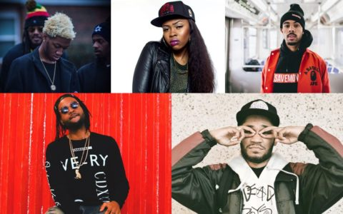 Top 5 Artists to Watch for 2015