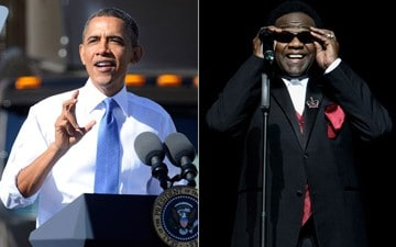 Could President Obama Be The First Crooner-In-Chief On Television?