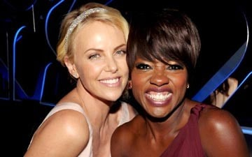 Charlize Theron Doesn't Know Why Viola Davis Can't Be Charlize Theron