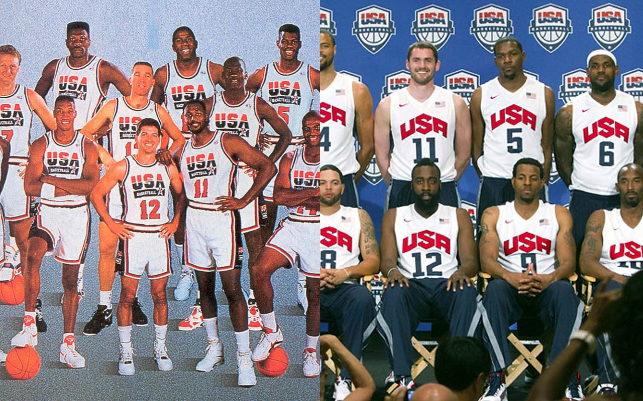 separation shoes 1626f 5e4fa OLYMPIC HOOPS:Keeping the Dream Alive? • EBONY