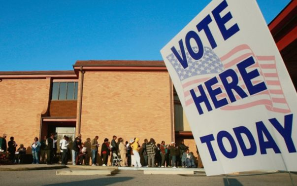 Voter Suppression Heads to the Supreme Court
