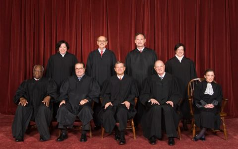 The Risk of Having an Even Number of Supreme Court Justices