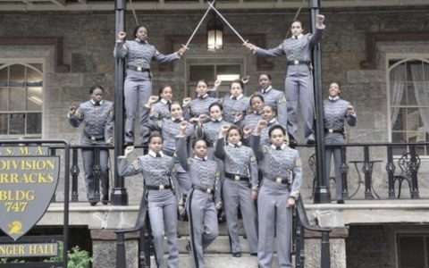West Point Cadets Photo Spurs Controversy Thanks to Irate Blogger