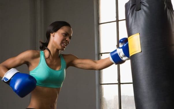 Get Fit Fast with Boxing!