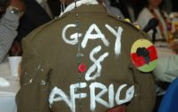 african law against gays