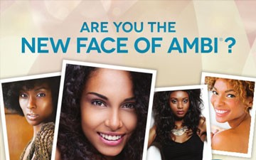 Are You the New Face of Ambi Skincare?