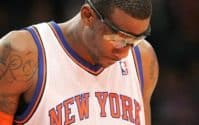 Back Injury Sidelines Amar'e Stoudemire 'Indefinitely'