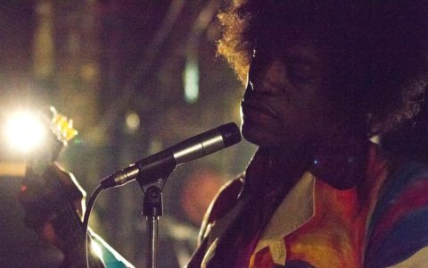 Andre 3000 Benjamin as Jimi Hendrix JIMI: All Is By My Side