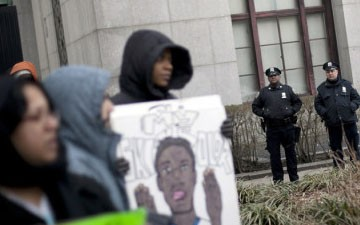 Stop And Frisk Led To 400,000 NYPD Encounters With Innocent Black And Latino New Yorkers In 2012
