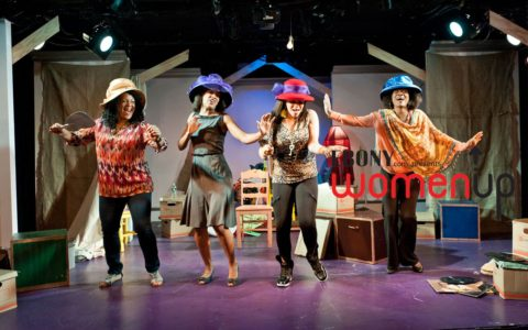 Black Womanist Anthems Shine in 'Sistas: The Musical'