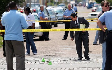 Why isn't New Orleans Mother's Day parade shooting a 'national tragedy'?