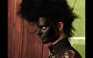Oh Look, It's Another Blackface Editorial in Vogue