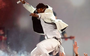 Miguel was told not to do that risky jump move