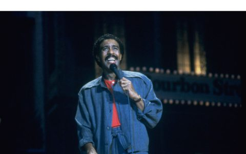 That Richard Pryor's Crazy!