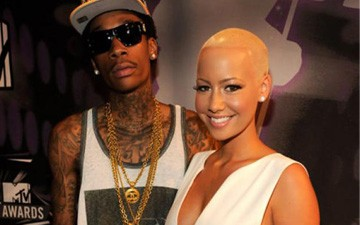 Wiz Khalifa and Amber Rose are married