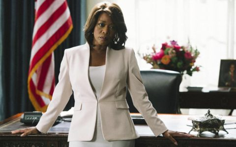Alfre Woodard Stars As the POTUS on 'State of Affairs' [VIDEO]