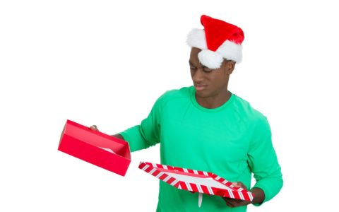 fresh man what men dont want for christmas