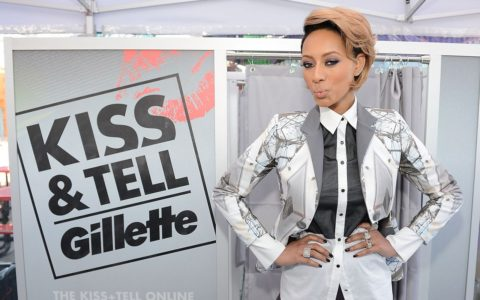 Keri Hilson Wants You to Kiss and Tell!