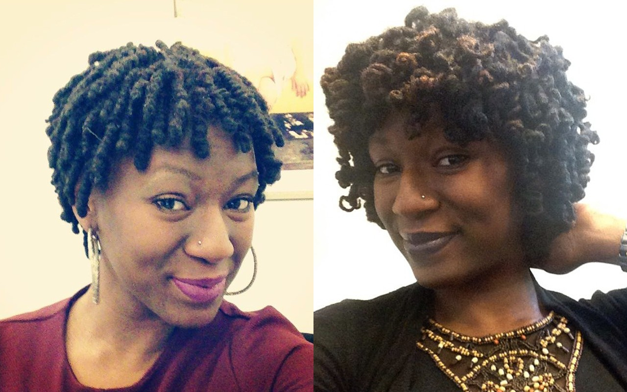 Natural Hair Must Try Barrel Curls For Dreadlocks Ebony