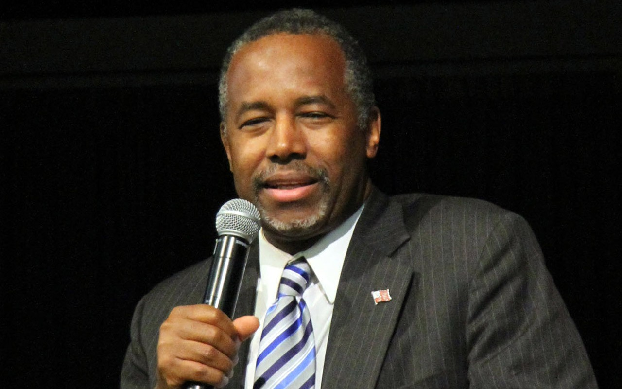 ben carson report Housing and urban development secretary ben carson has called for an independent review following a washington post report that he allowed his son to help organize a listening tour in baltimore.