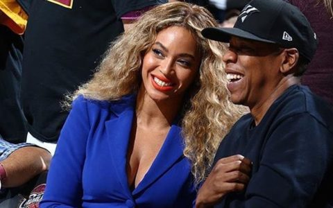Beyonce Jay Z Basketball Game finals NBA 2016