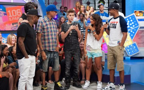 Justin Bieber 106 and park