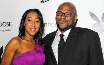 Ruben Studdard's Wife Gets Nothing