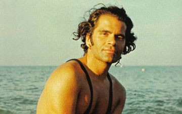 Young Lagerfeld Slays in Swimsuit
