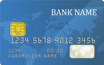 bank atm card