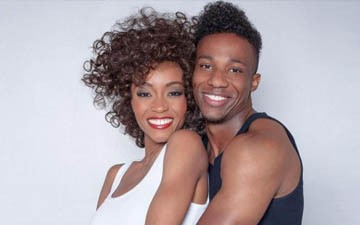 Yaya DaCosta as Whitney Houston Bobby Brown Arlen Escarpata