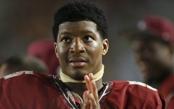 Florida State Benches Jameis Winston for First Half of Clemson Game