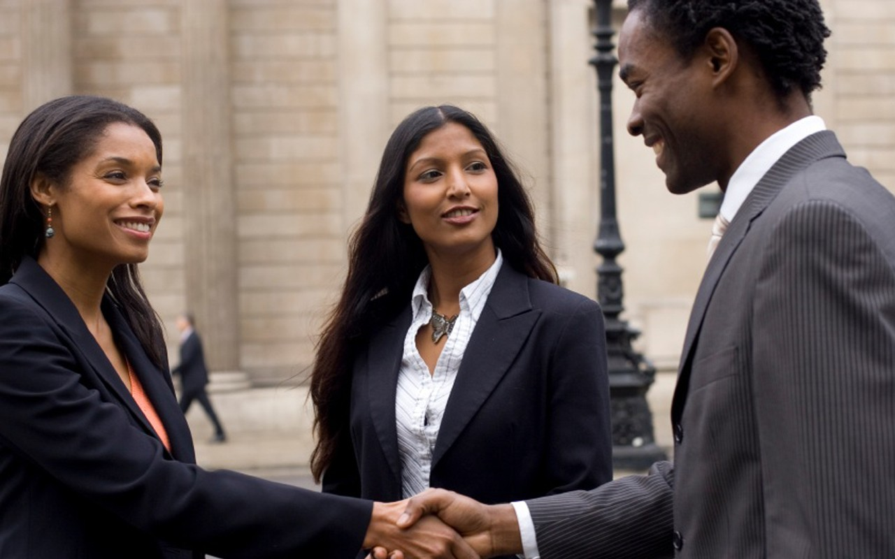 ON OUR OWN Young Black Entrepreneurs Fight the Odds • EBONY