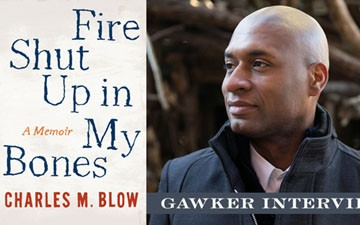How Should We Define Masculinity? A Q&A With Charles Blow